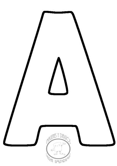 Imagen Letras Para Imprimir Gratis Letras Para Imprimir Moldes De Letras