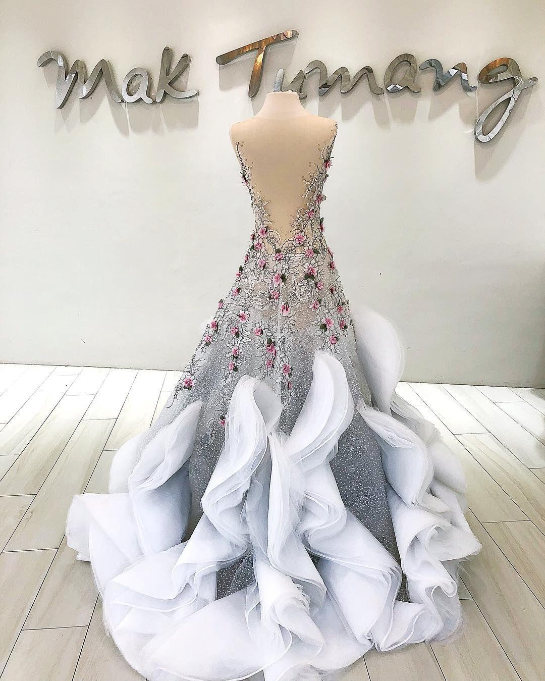 Kim  atelier  prom  debut  bride  wedding  weddingdress  gown  fashion   design  style  couture  maktumang  quinceañera  quinceanera  hautecouture ea5239f521c2