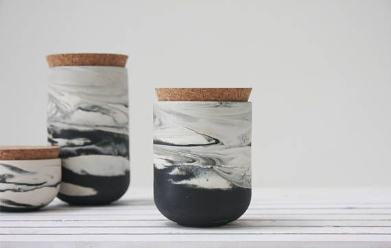 Ceramic Medium Jar Spice Storage Jar Spices Housewares Etsymktgtool Http Etsy Me 2yb45lb Utensilholder Ceramicprepbowls Ceramic Jars Jar Storage Ceramics