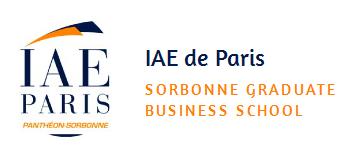 2014/15  SORBONNE GRADUATE BUSINESS SCHOOL, Université Paris I Panthéon-Sorbonne MSc in Project Management and innovation, apprenticeship program