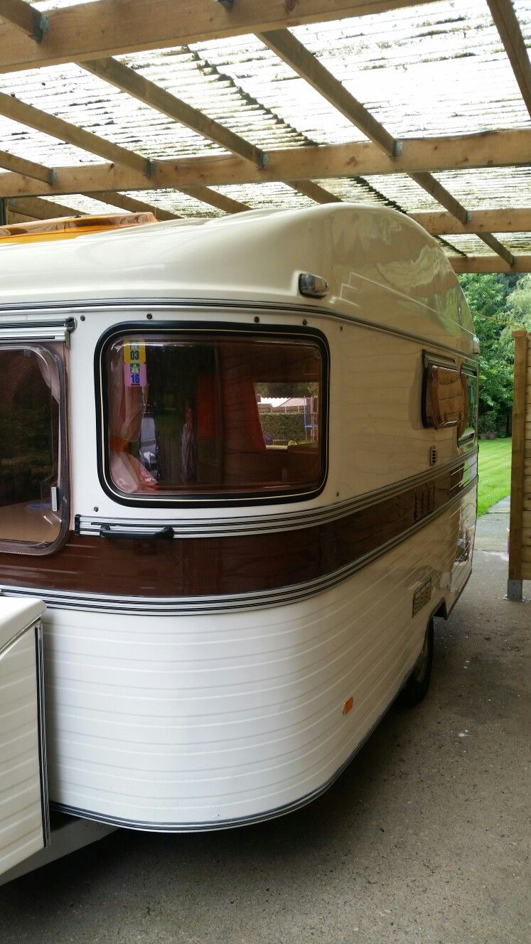 Constructam Coral 1977 | Campers and Travel Trailers | Vintage