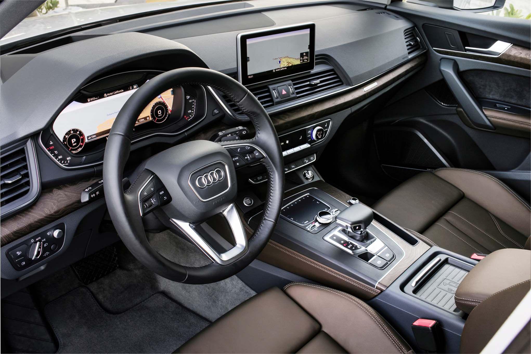 2018 Audi Q5 Interior Euro Specs Tdi Sportback Suv