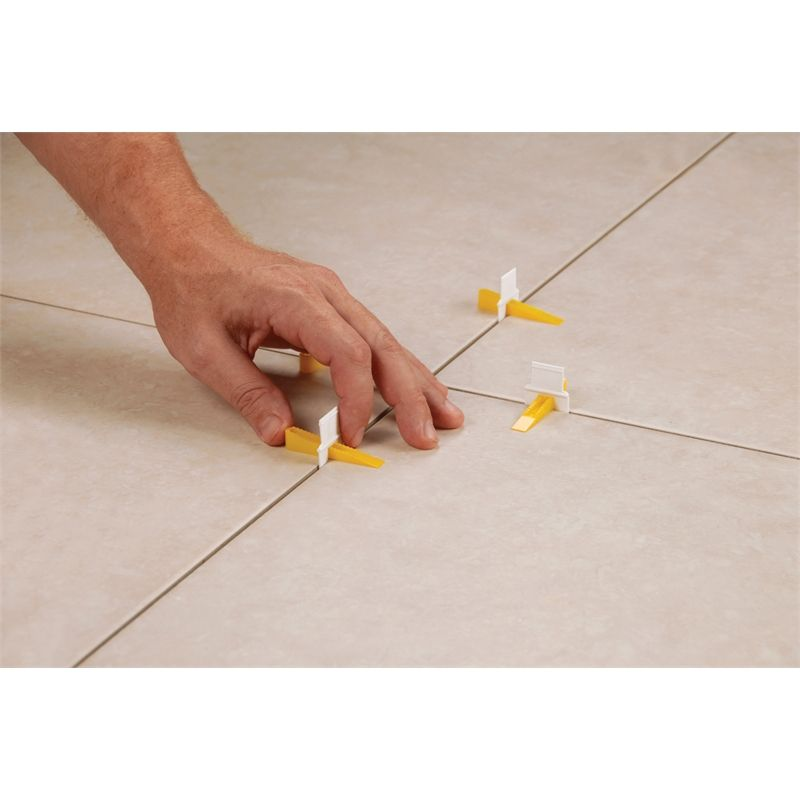 Qep Lash Tile Levelling Clips 100 Pack Tile Leveling System Tiles Wall And Floor Tiles