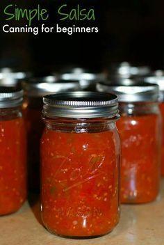 Simple salsa