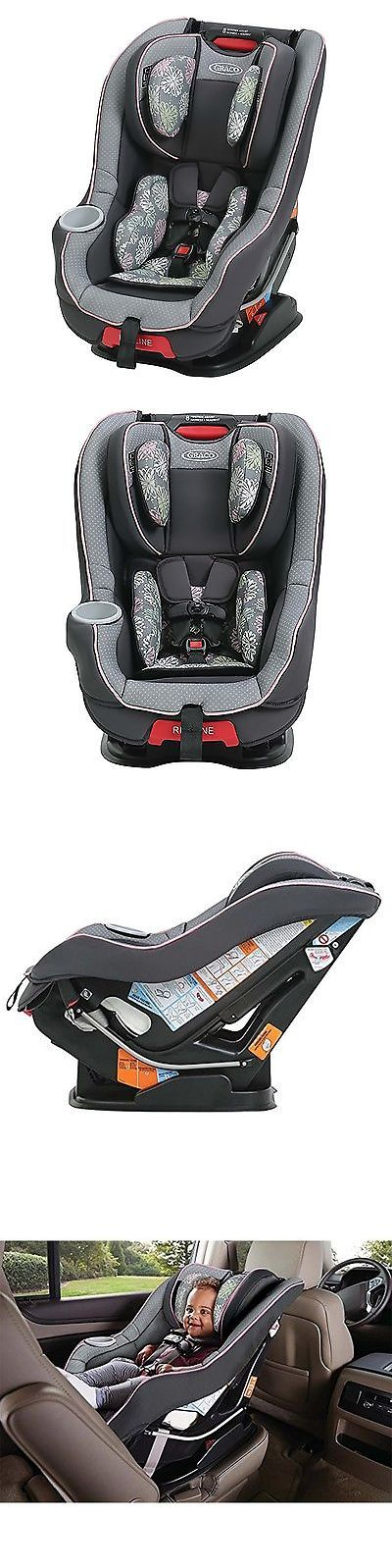 Graco MySize 65 Rear Forward Facing Convertible Infant Baby Car Seat Addison
