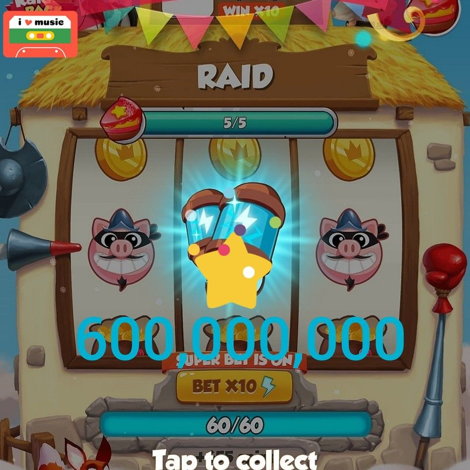 Get free spins from Coin Master in 2020 Coin master hack