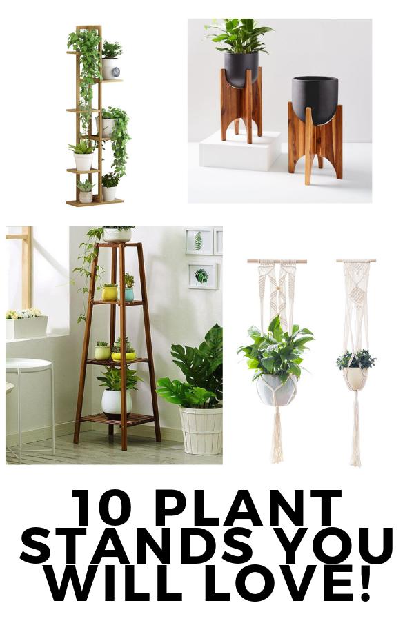 10 Amazing Indoor Plant Stand Ideas - Paisley + Sparrow ... on Amazing Plant Stand Ideas  id=98394
