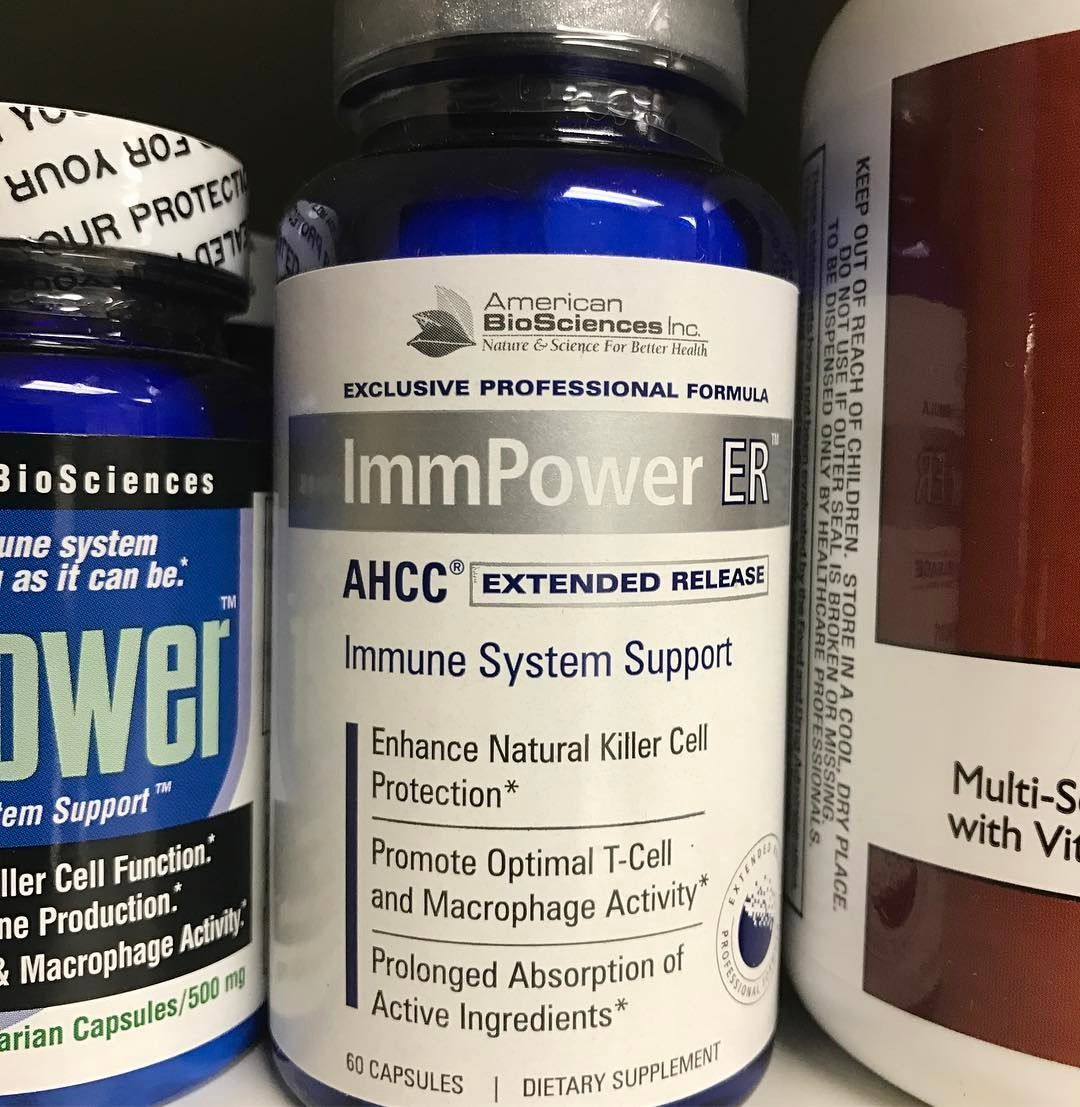 Our supplement of the week is ImmPower ER  Providing