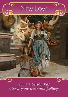 Oracle Card New Love Doreen Virtue Official Angel Therapy Website Angel Oracle Cards Angel Tarot Cards Oracle Cards