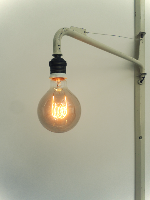 gallows; a light fixture by jean prouvé. | Lampen | Pinterest ...