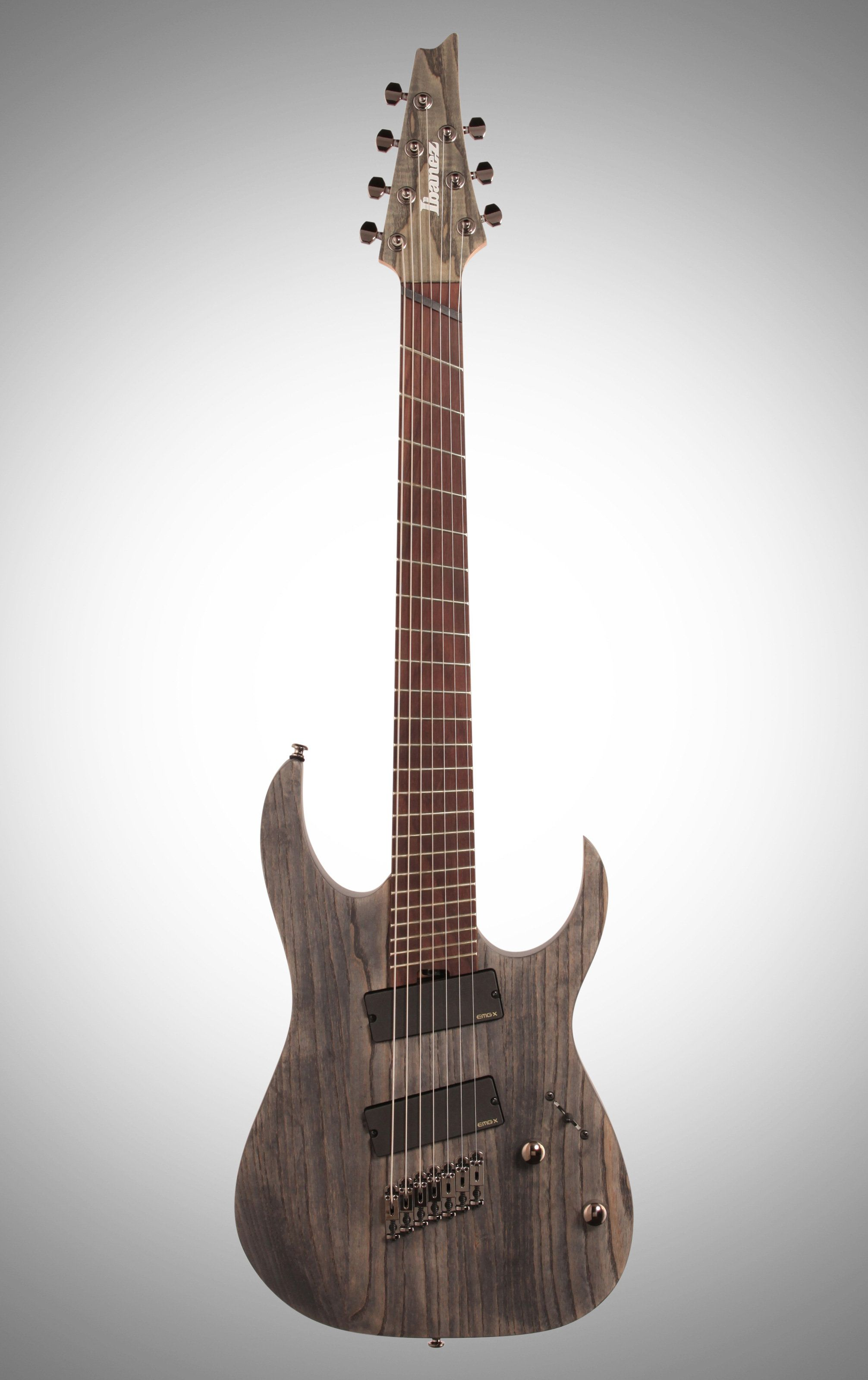 It is an image of Tactueux Ibanez Iron Label Rgif7