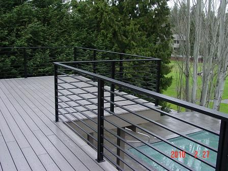 Best Of Aluminum Balcony Rails