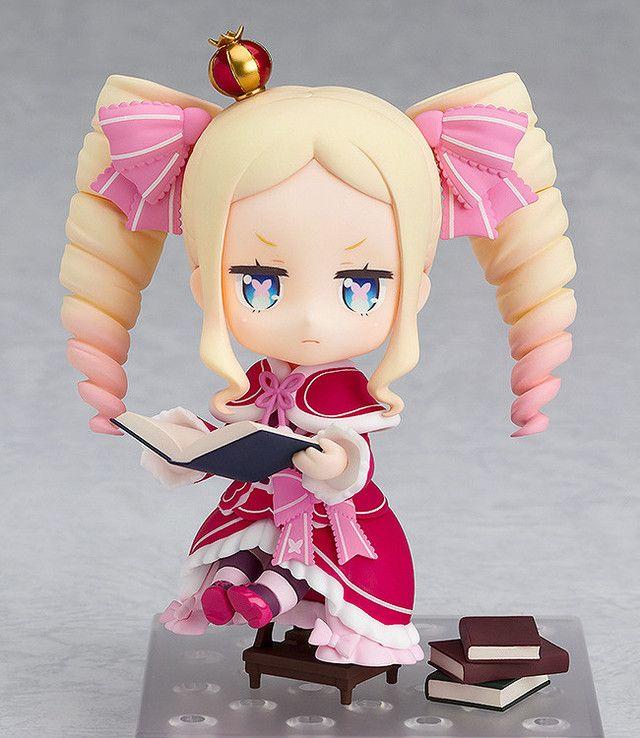Re Zero Beatrice Nendoroid Goes On Sale I Suppose Nendoroid Anime Gifts Anime