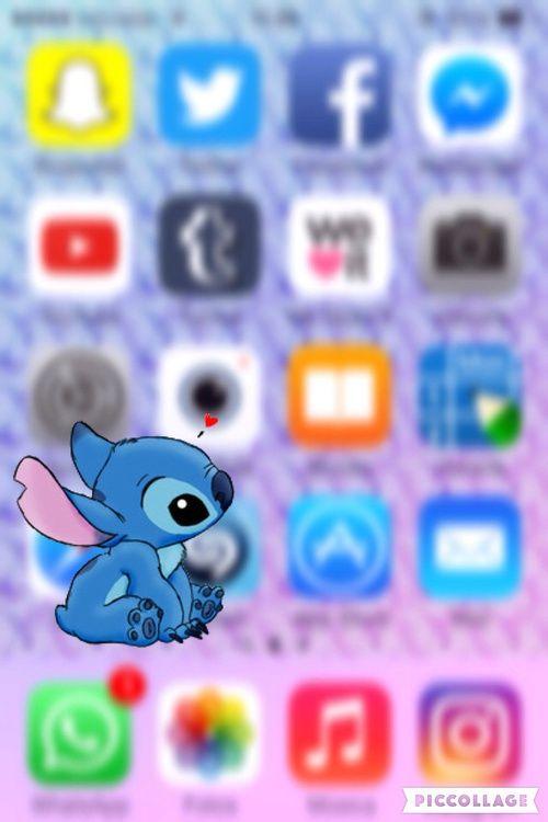 Imagen De Background Disney And Iphone Fondo Borroso Fondos