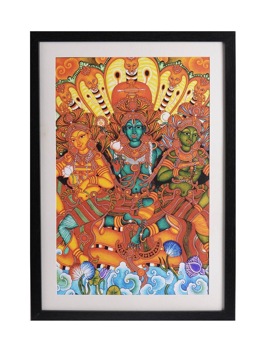 Buy Online in 2020 Kerala mural painting, Mural painting