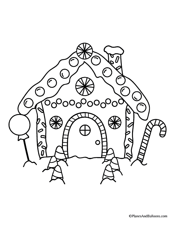 Gingerbread House Coloring Pages (Free Printable PDF) Christmas Coloring  Printables, Printable Christmas Coloring Pages, Christmas Coloring Pages