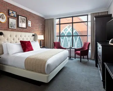 The Foundry Lookout And Suite 1 King 2 Queens Hotel Boutique Hotel Hotel Furniture