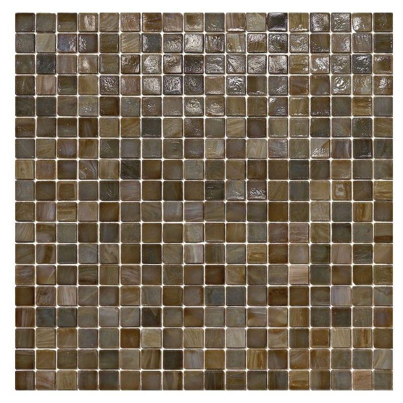 Sicis Natural Cinnamon 1 5x1 5 Cm Murano Gl On Bathroom39 At 154 Euro Box Mosaic Bathroom Kitchen