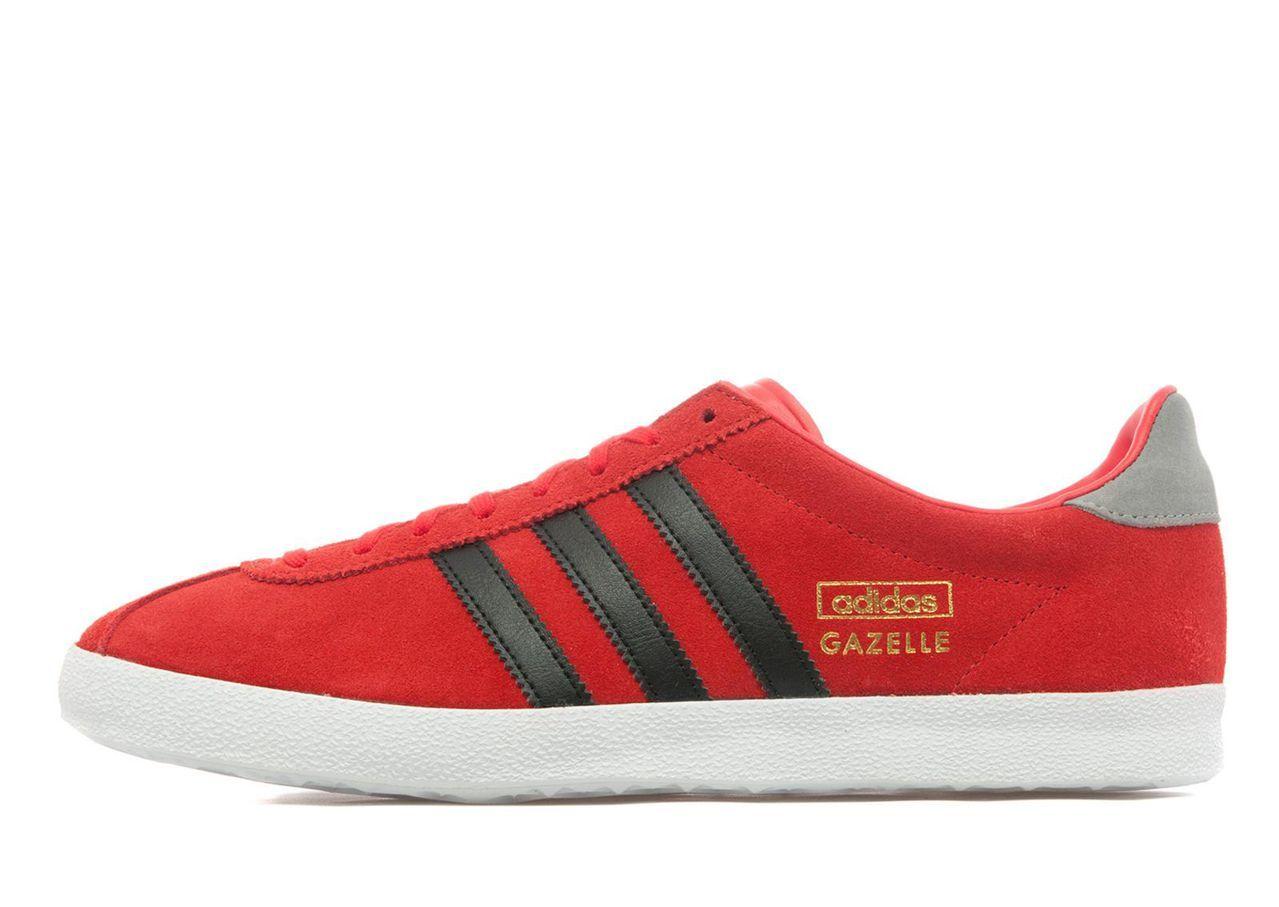 Adidas Gazelle OG - Red / Black