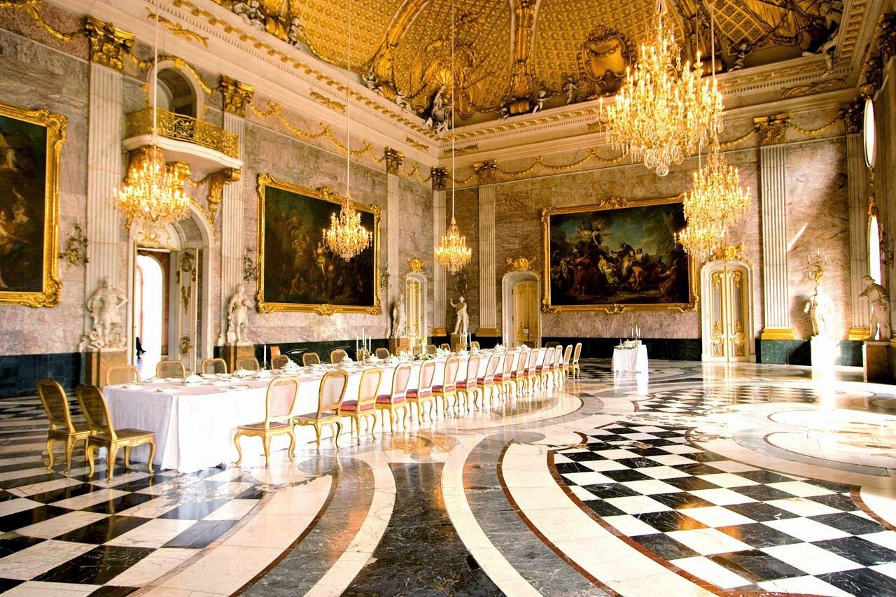 Versailles To Victoria Palace Interior New Palace European Palace