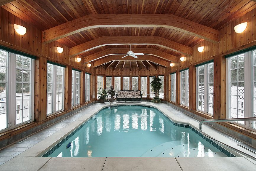 52 Cool Indoor Pool Ideas And Designs