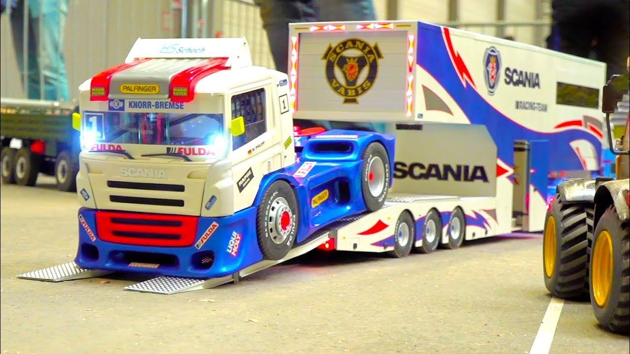 the big mission scania