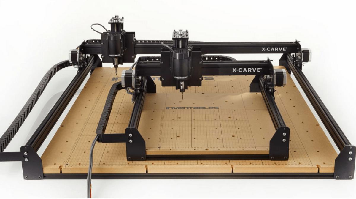 X Carve Inventables Launches New Line Of Workshop Cnc