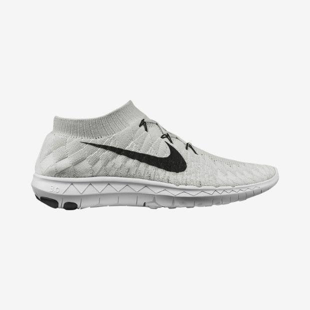 Nike Flyknit Free 3.0 Chaussures Hommes Blanc coût de réduction oknnl