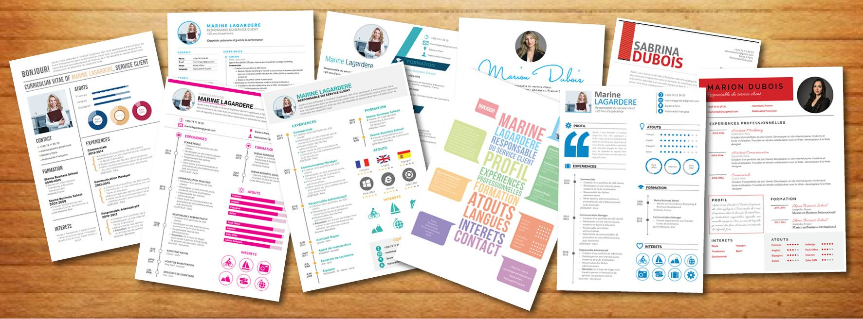 Vous trouverez ici des tas de cv sur mesure qui refltent votre very good use of colors and style to present all the pertinent information clearly a teacher resume template specially created for an educator yelopaper Images