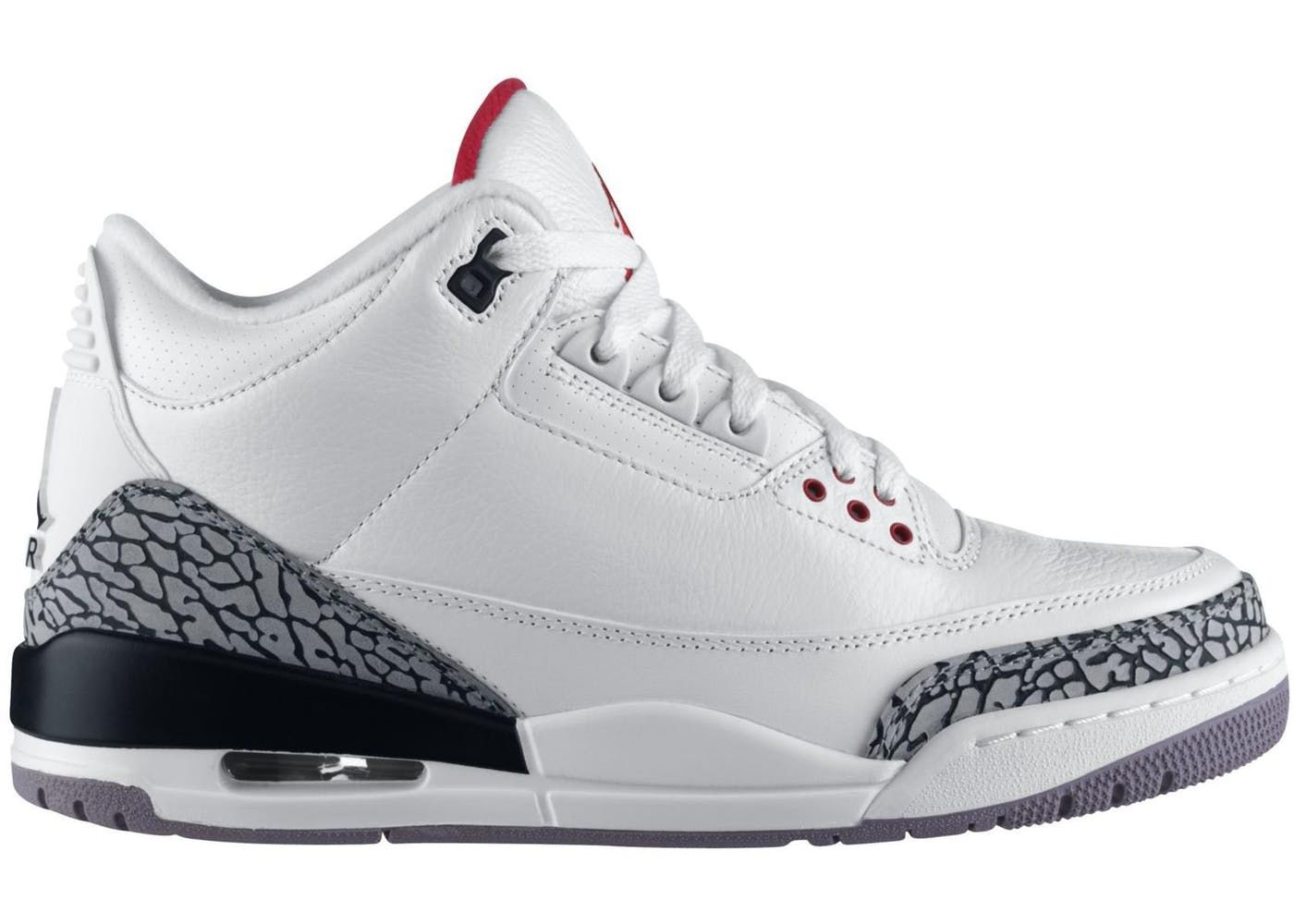 big sale 59aa6 05834 Check out the Jordan 3 Retro White Cement (2011) available ...