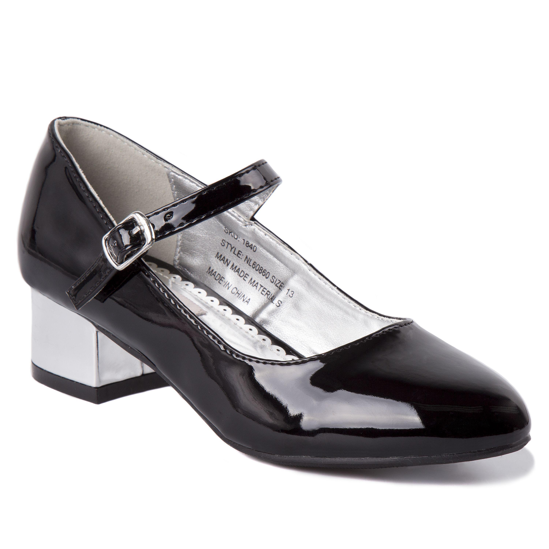 fb0eb54bb527 Nanette Lepore Girls  Low-heel Dress Shoes