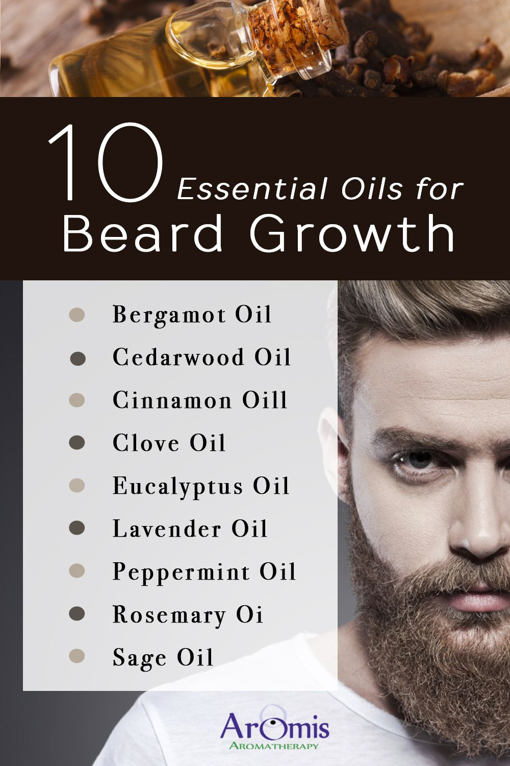 Diy Essential Oil Blends To Keep Your Beard Healthy Beard Growth Oil Beard Growth Tips Diy Beard Oil