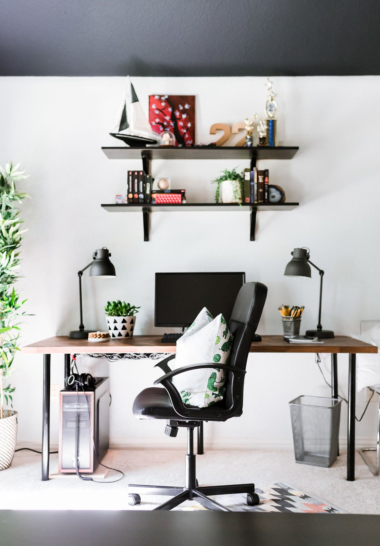 A Teenage Space For Work Play Hi Sugarplum Small Room