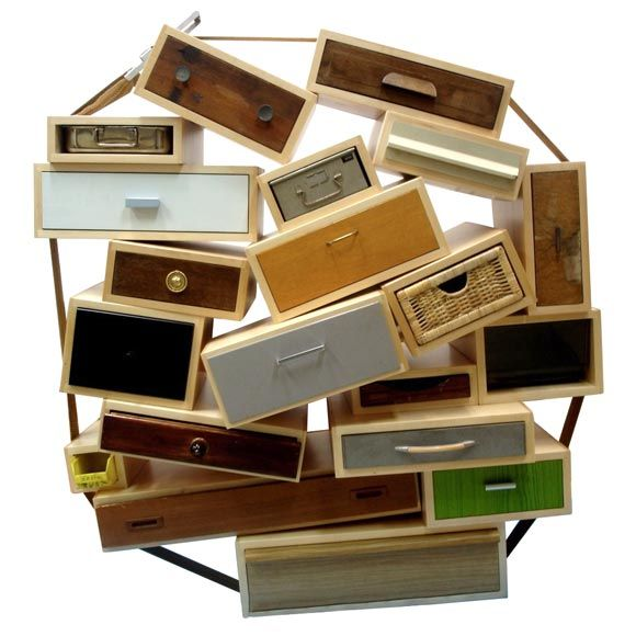 Chest Of Drawers You Cant Lay Down Your Memories By Tejo Remy