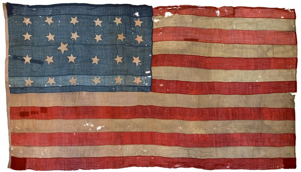 Rare Flags Antique American Flags Historic American Flags American Flag American Flag History Vintage American Flag