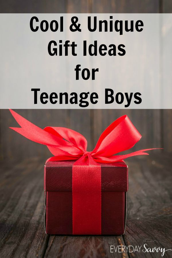 76374b5431fd You will love these cool and unique gift ideas for teenage boys. We have  found great ideas at every price point to help you with your gift-giving  needs. via ...