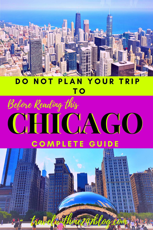 Chicago City Tour Travel