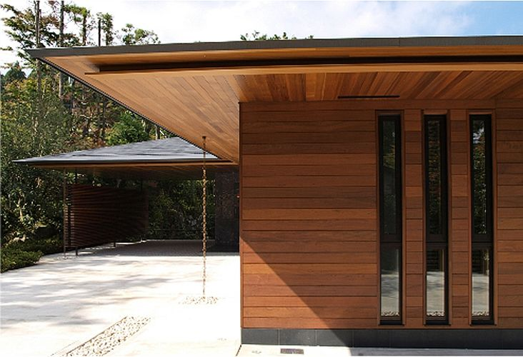 Best Roof Eaves By Kidosaki Architects Beautiful Roofs 400 x 300