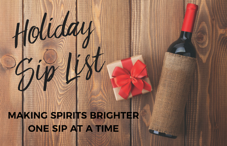 Whether you're dreaming of a red, white, or rosé holiday