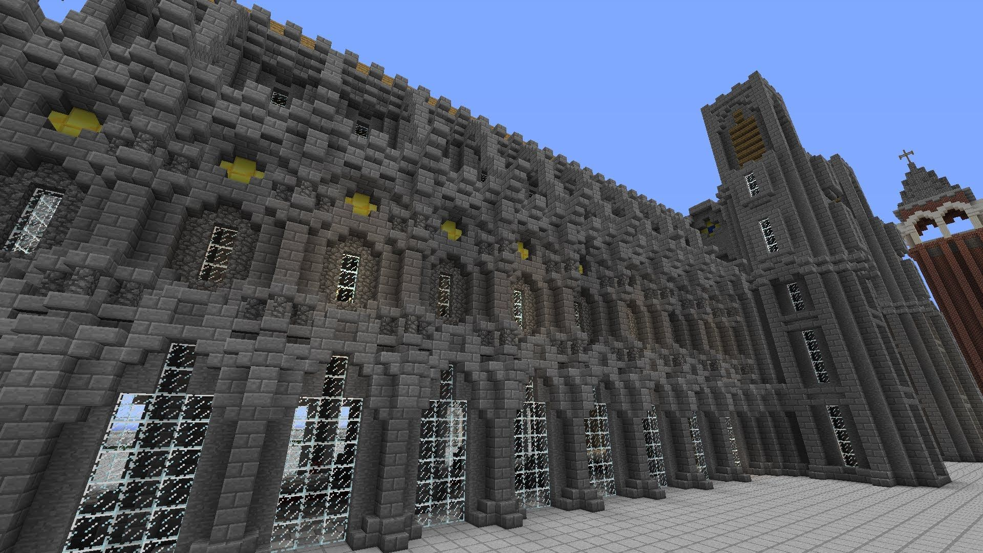 Minecraft Castle Walls   Google Search