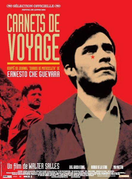 Dvd Fiction Carnets De Voyage Du Che Film Carnets De Voyage Carnets De Voyage Film