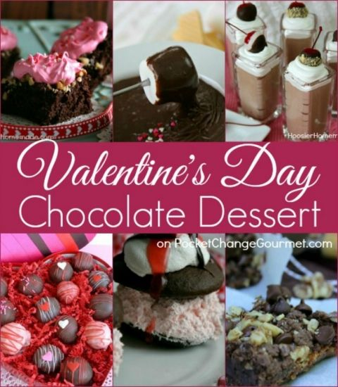 Valentine\'s Day Chocolate Recipes - Treat your sweetie to a ...