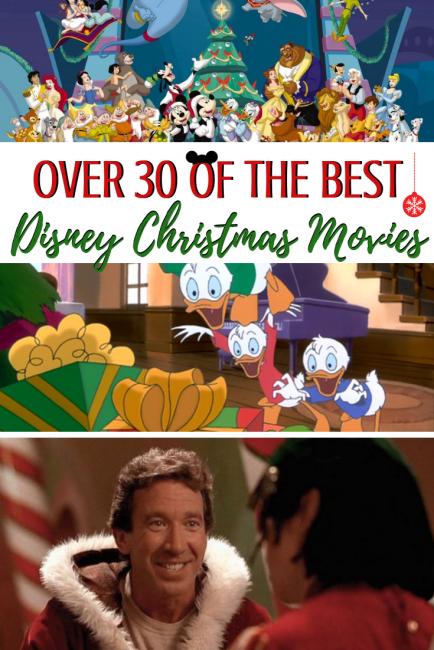 The Merriest List Of Disney Christmas Movies Disney Christmas Movies Christmas Movies Hallmark Christmas Movies