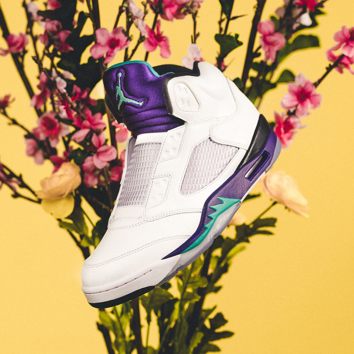 the latest 9dc5e 31bf9 The Air Jordan 5 Fresh Prince Will Release At An OG West Philadelphia Store