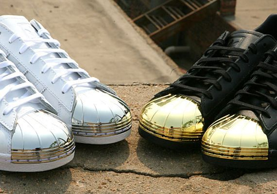 """ae2295fbfe1a adidas Superstar 80′s """"Metal Toe"""" Pack"""
