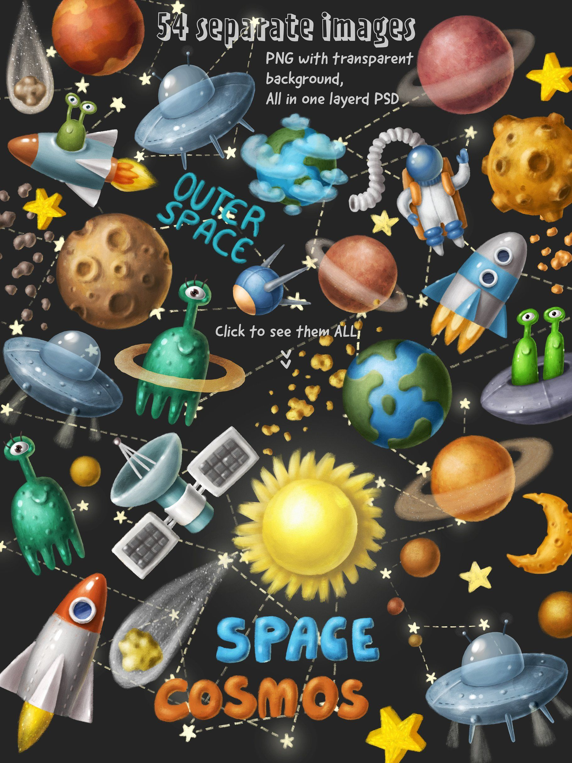 Space Objects Collection
