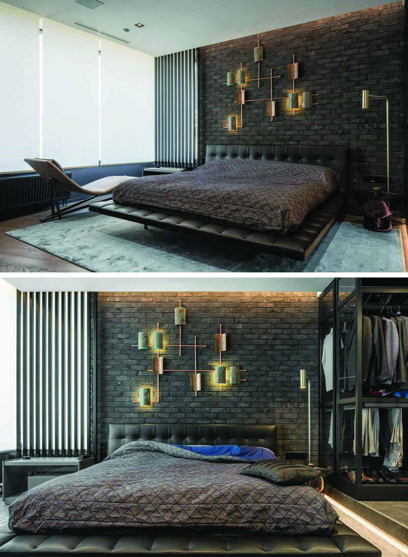 Unique Modern Male Bedroom Furniture For Your Cozy Home