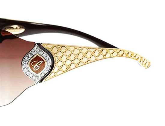 ec80e916ef5 World s Most Expensive Sunglasses by Chopard Worth  400