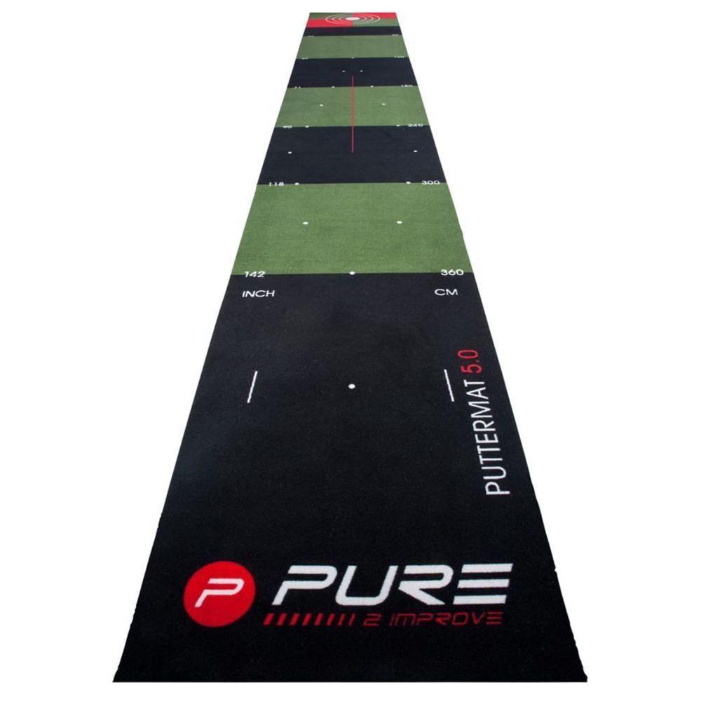 Pure2improve Tapis De Putting Entraanement De Golf 500 X 65 Cm