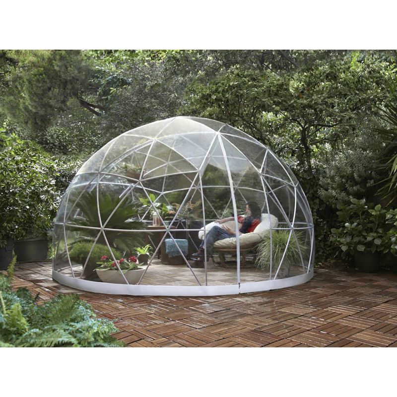 Abri De Jardin Resine In 2020 Garden Igloo Outdoor Geodesic